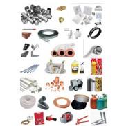 расходные материалы для установки кондиционеров