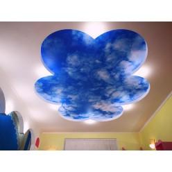 Арт-печать на потолках