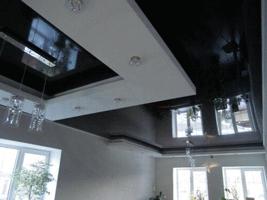 установить натяжной потолок в Кропивницком (Кировограде)