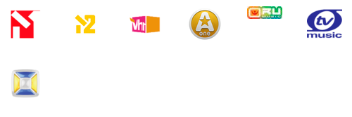 Viasat музыкальные каналы
